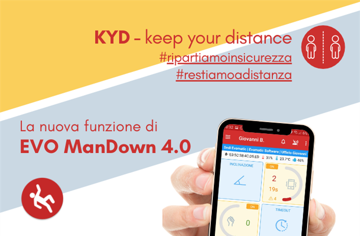 Modulo Keep your Distance (KyD)