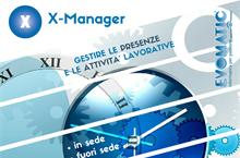 Depliant X-Manager